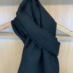 E0403-999 écharpe noire